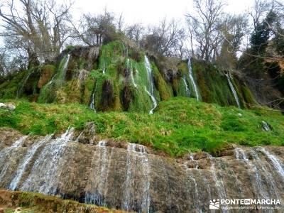 Parque Natural Monasterio de Piedra; actividades de campamentos de verano; como hacer senderismo;fel